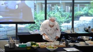 Gleneagles Cooking Demo With Executive Chef Jason Hembree - Casual Mediterranean Cooking Class