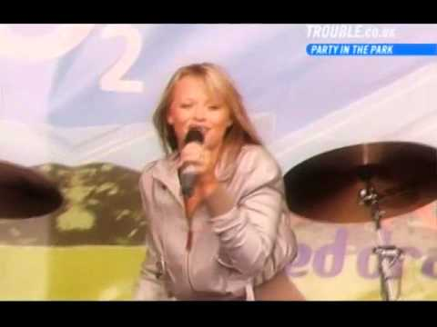 Girls Aloud - No Good Advice (Red Dragon FM's Party In The Park 2003)