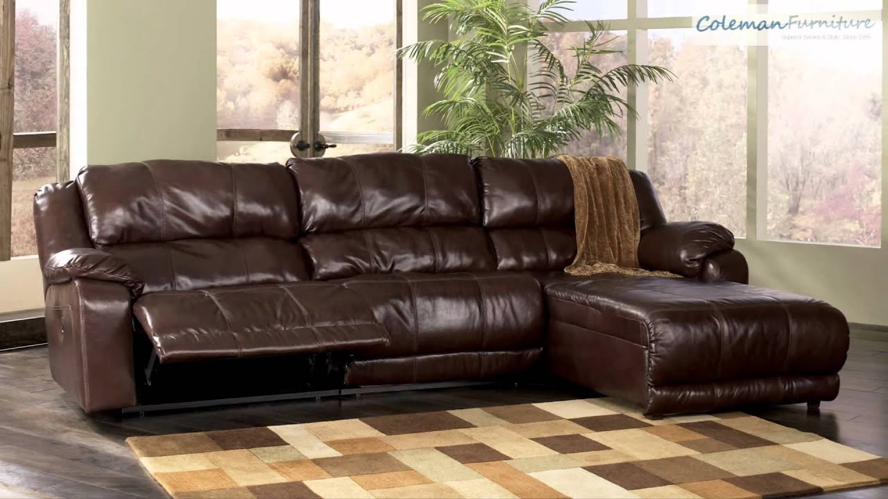 Braxton Java Living Room Furniture From Millennium By Ashley Youtube