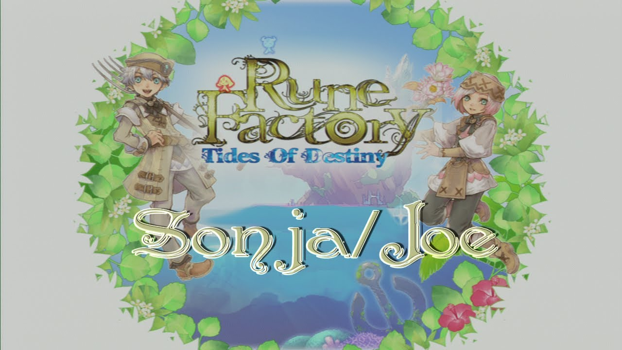 rune factory tides of destiny dating multiple Download game ps3 ps4 rpcs3 pc free  rune factory oceans  this is the pal version of the previously released ntsc version called rune factory: tides of destiny.