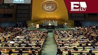 México ya es miembro del Consejo de Derechos Humanos de la ONU / Mariana H