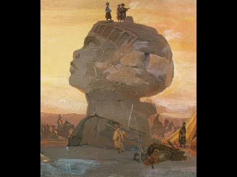 "FLAT EARTH BRITISH, The Real Face Of ""The Sphinx"" Africa's Rich Heritage Hidden & Eradicated."