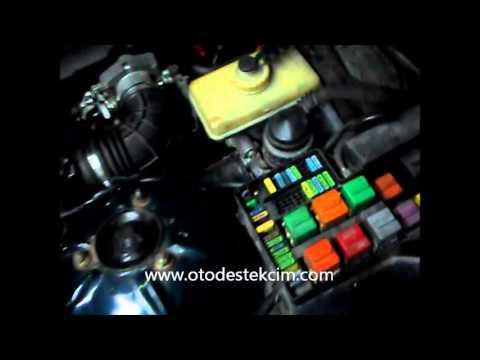 Bmw 320i Sigorta Kutusu - Fuse Box - YouTube