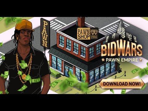 Bid Wars: Pawn Empire - Storage Auction Simulator  (Mod Mone
