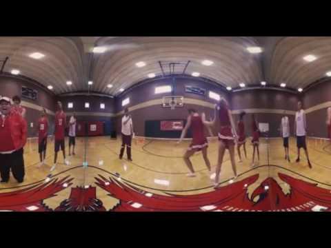 Download HIGH SCHOOL DANCE BATTLE - CHEERLEADERS VS BALLERS!  e