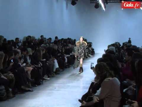 Défilé de Vanessa Bruno (fashion week Mars 2011)