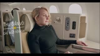 Bay hạng Thương gia - Bay Vietnam Airlines