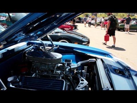 San Diego Auto Swap | Memorial Day Car Show 2012 || QualComm Stadium [FCS-Z]