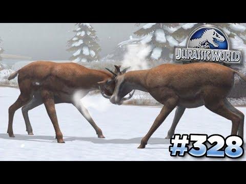 STARBUCKS RETURNS!!    Jurassic World - The Game - Ep328 HD