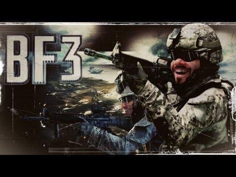 Battlefield 3 PT# 03 - Relembrando a delicia no conquest de Kharg Island