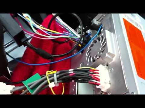 pioneer avic x930bt installation