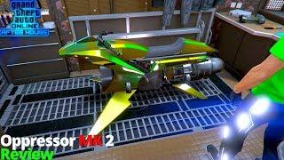 Oppressor MK 2 Review Customization Gameplay GTA 5 Online After Hours DLC Update