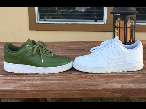 408dd10c15 save off c94e3 56aff How To Custom Air Force 1