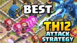 *BACK COC BACK* TH12 ATTACK STRATEGIES in Clash of Clans! New Update 3 Star CoC Attacks!