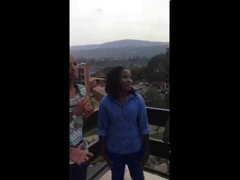 Bridge2Rwanda Scholars performance ( Group 4 )