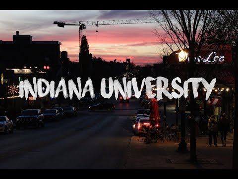 My First Semester - Indiana University Bloomington