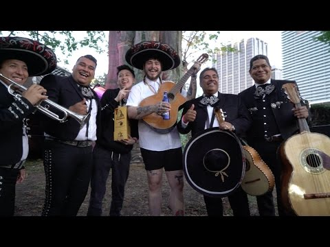 How I surprised Post Male with a mariachi band