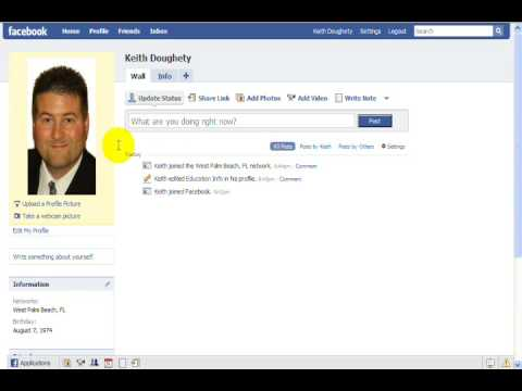 how to delete facebook account profile picture