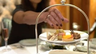 Jenny Powell - Afternoon Tea At The Dorchester