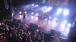 parkway drive home is for the heartless hq audio live house of blues houston tx 04 07 13