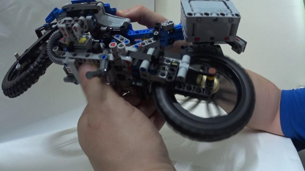 Lego Technic 42063 Bmw R 1200 Gs