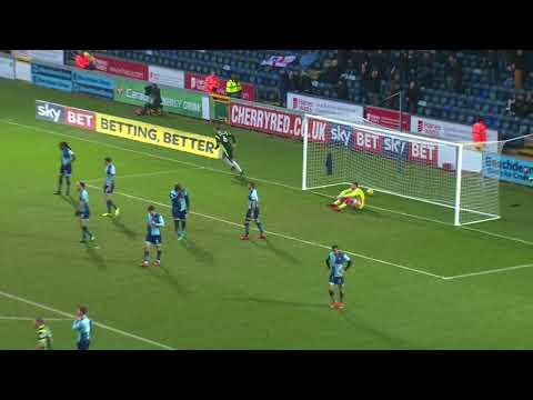 Wycombe Wanderers 4 - 3 Carlisle United - highlights