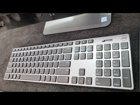 Dell Premier Keyboard And Mouse KM717 - One Of The Best Kept Secret For Multi Device Keyboards!