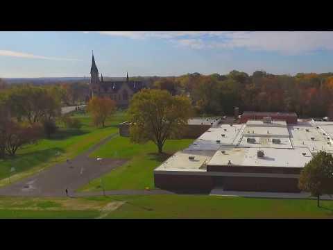 Johnsburg Junior High School Graduation 2017