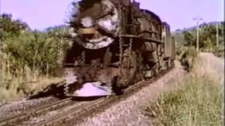 Locomotivas a vapor no Brasil 01.