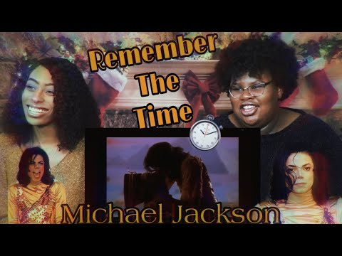 Remember The Time - Michael Jackson | REACTION ‼️