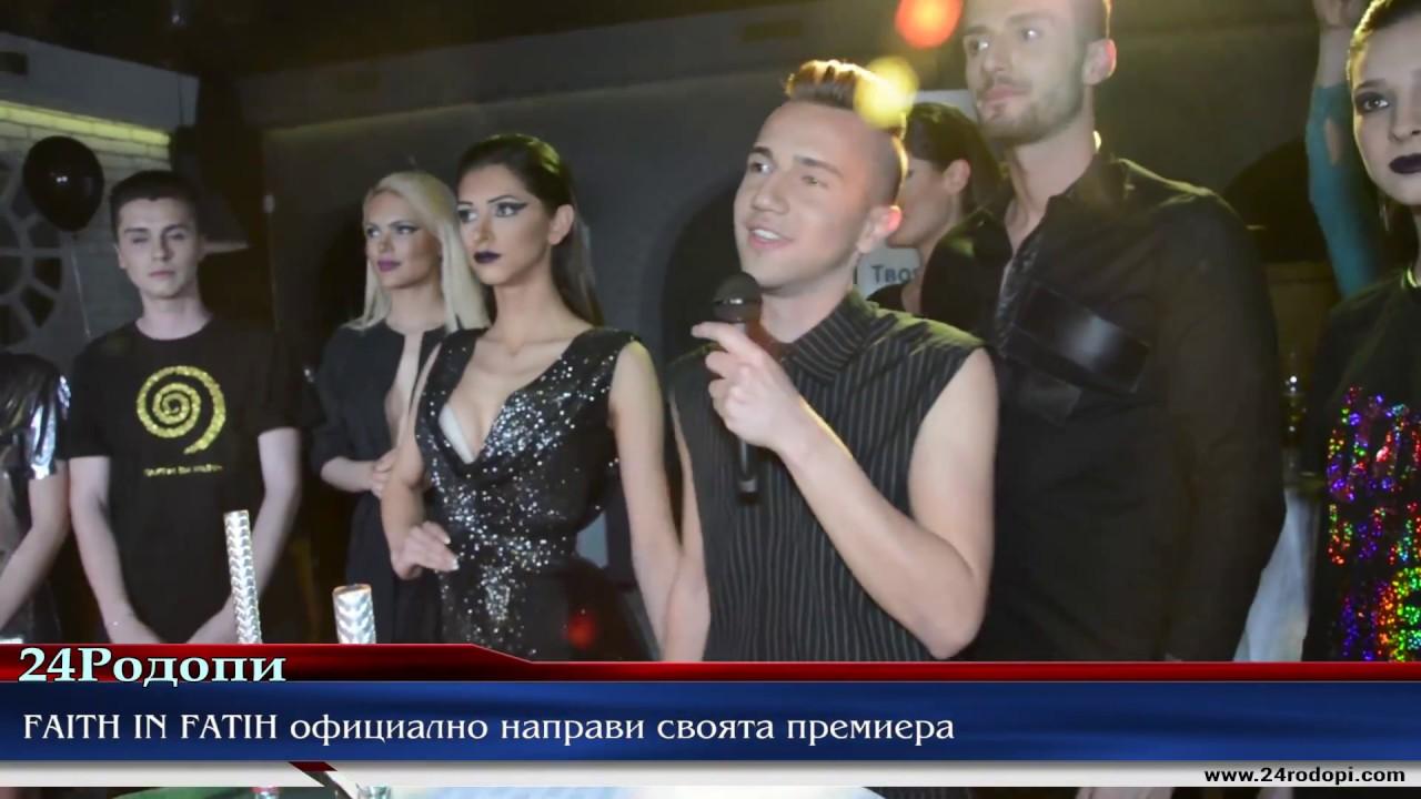 Талантливият дизайнер Фатих Осман облече Мис България