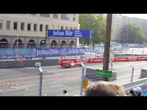 Freies Training - Formel E (Berlin 2016)