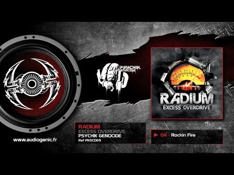 RADIUM - 04 - Rockin Fire [EXCESS OVERDRIVE - PKGCD69]