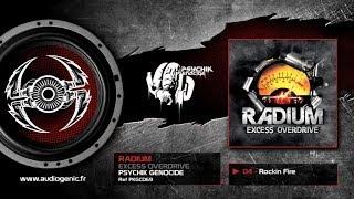 RADIUM - 04 - Rockin Fire [EXCESS OVERDRIVE - PKGCD69]