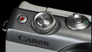 Introducing the Canon EOS M100 Digital Camera