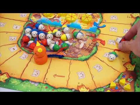 Сырный край. Обзор настольной игры от компании Стиль Жизни - Видео на ютубе