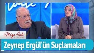 Zeynep Ergül'ün suçlamaları...  - Müge Anlı ile Tatlı Sert 12 Aralık 2019