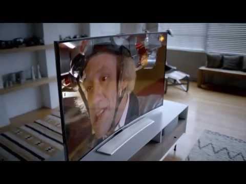 Samsung UN55HU8550 55 Inch 4K Ultra HD Smart LED TV Review