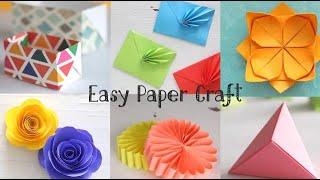 Easy Paper Crafts | Handmade Crafts | Ventuno Art