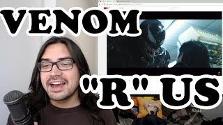 Pothead Reacts 2 VENOM - Official Trailer 2 (HD) | ONE TAKE