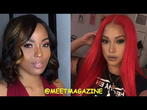 Charmaine fight vs Lily update! FIRE LILY OVER N WORD! #BlackInkCrew #BlackInkChi