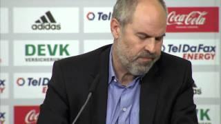 Jupp Heynckes verlässt Bayer 04 Leverkusen !!! Pressekonferenz vom 21.03.2011