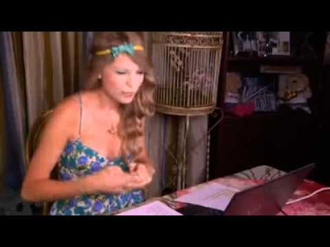 YouTube   Taylor Swift Behind The Scenes Of Speak Now Live Chat