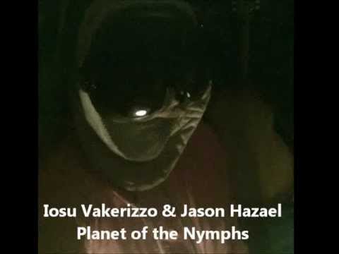 Planet Of The Nymphs by Iosu Vakerizzo & Jason Hazael