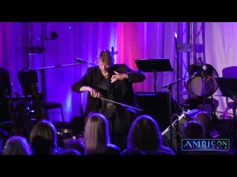 AMBIcon 2013: HANS CHRISTIAN Full Concert (Production video)