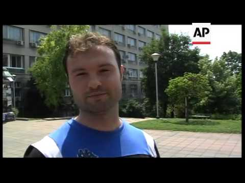 People from Sarajevo and Belgrade react to Mladic arrest