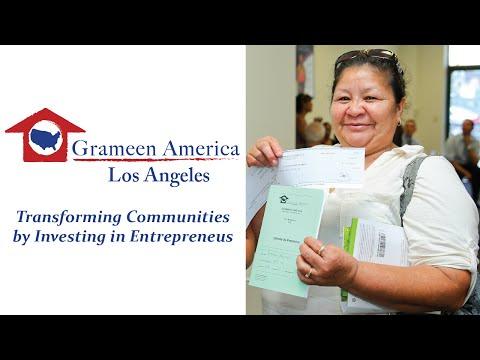 Grameen America: Los Angeles