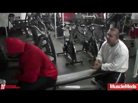 Kai Greene Gym Brooklyn