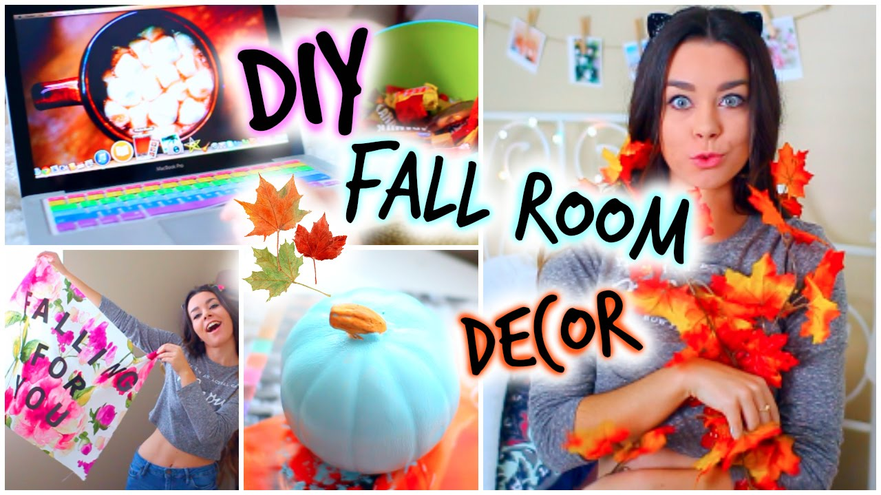 DIY Fall Room Decor Easy Ways To Decorate amp Make It Cozy