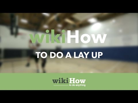 How To Do A Lay Up